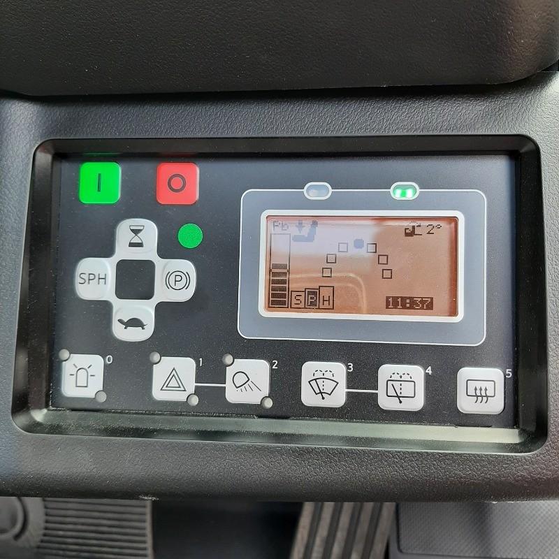 Toyota Traigo 8FBE16T NOVO