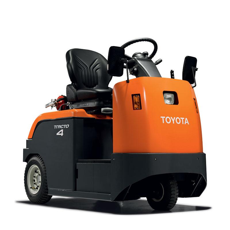 Toyota Tracto 4CBT3